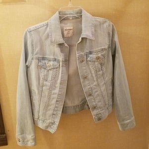 Old Navy light denim jacket